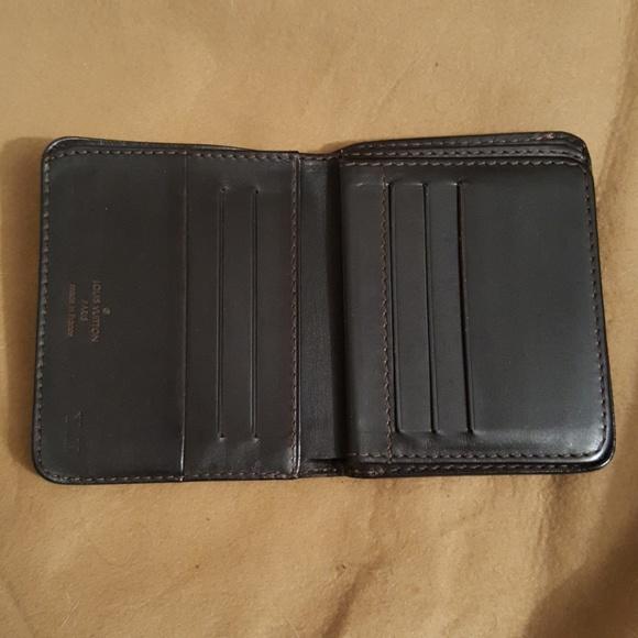 6a9a72808361 Louis Vuitton Handbags - Auth Louis Vuitton Taiga CC Holder Wallet